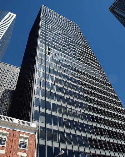 building at 1 State Street Plaza