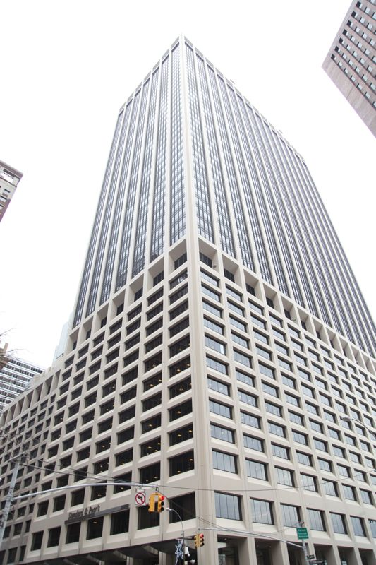 building at 55 Water Street