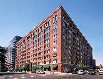 building at 395 Hudson Street