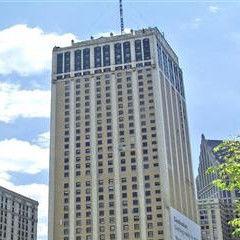 building at 65 Cadillac Square