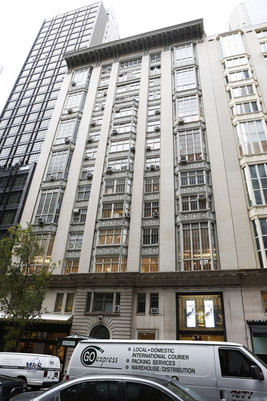 building at 130 West 57th Street