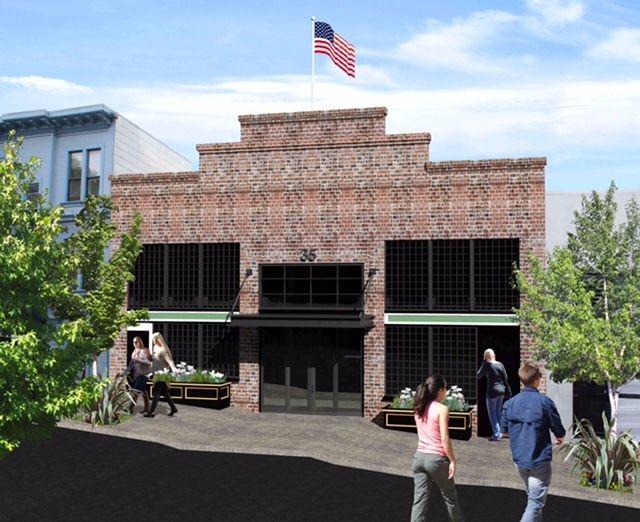 building at 35 Stillman Street