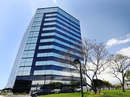 building at 3415 South Sepulveda Boulevard