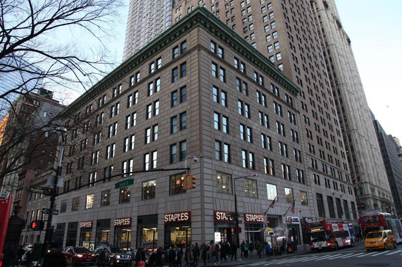 building at 217 Broadway