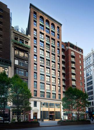 building at 373 Park Avenue South