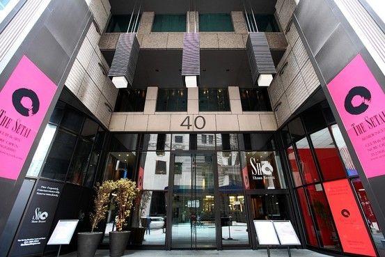 building at 40 Broad Street
