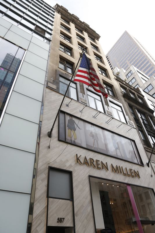 building at 587 5th Avenue