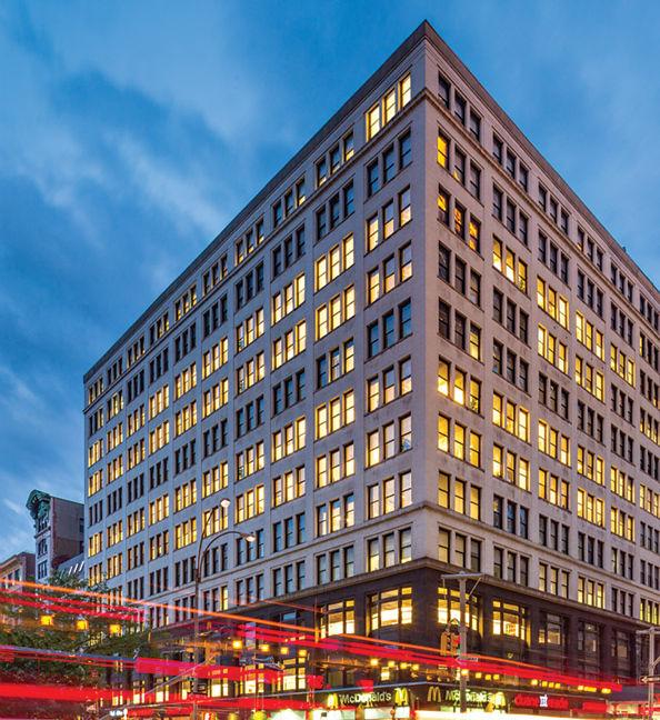 building at 401 Park Avenue South