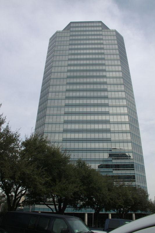 building at 1360 Post Oak Boulevard