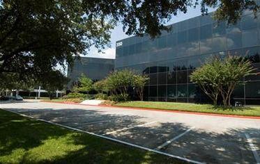 building at 350 Glenborough Drive