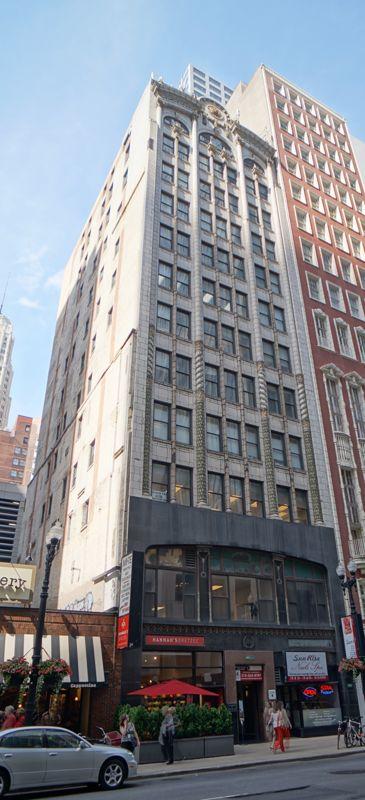 building at 180 West Washington Street