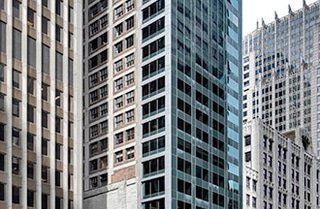 building at 318 West Adams Street