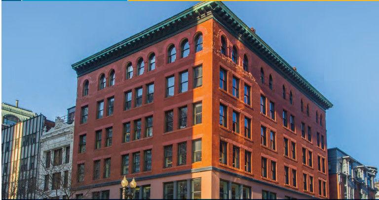 building at 711 Boylston Street