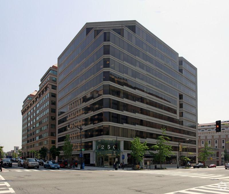 building at 1250 I Street Northwest