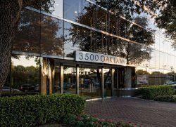 building at 3500 Oak Lawn Avenue