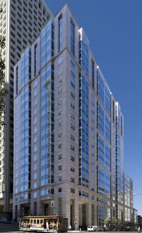 building at 600 California Street
