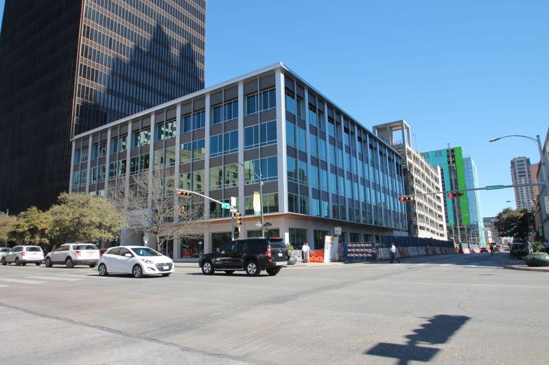 building at 501 Congress Avenue