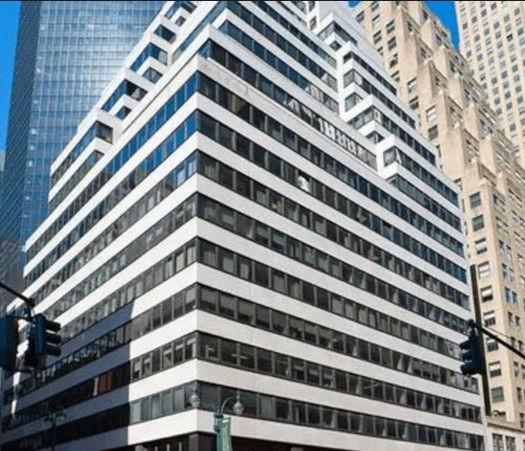 building at 360 Lexington Avenue