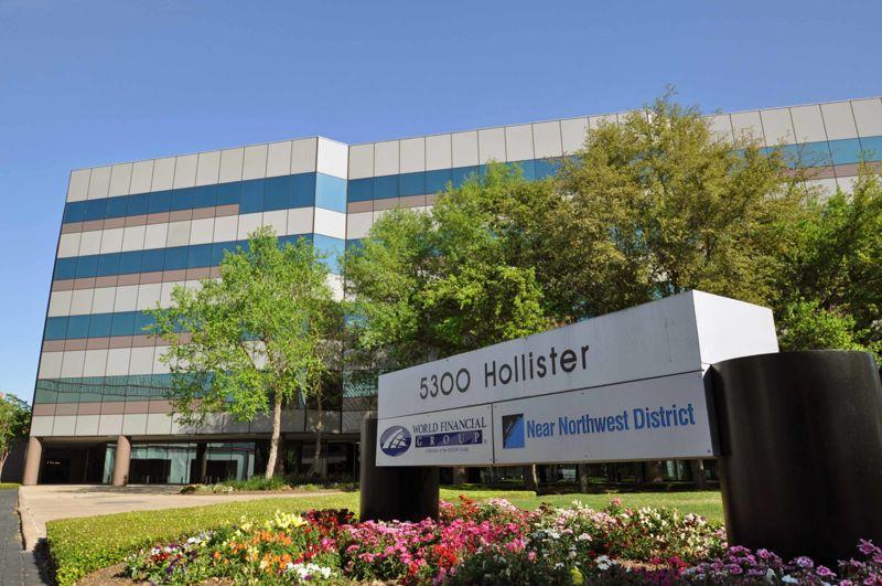 building at 5300 Hollister Street