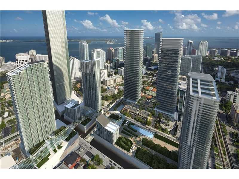 building at 850 South Miami Avenue