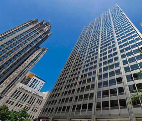 building at 401 North Michigan Avenue