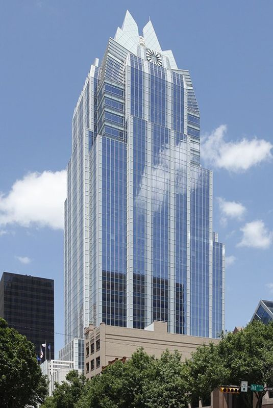 building at 401 Congress Avenue