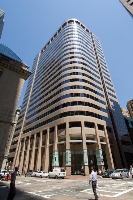 building at 260 Franklin Street