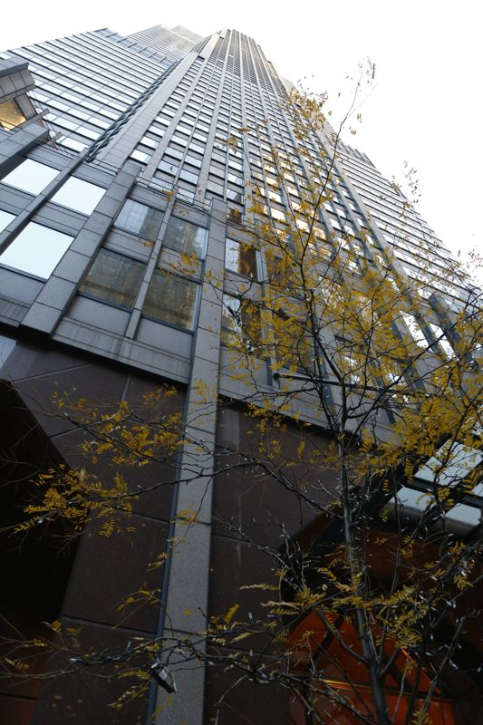 building at 136 West 56th Street