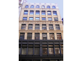 building at 36 East 12th Street