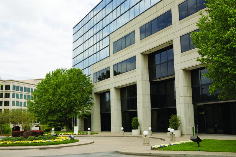 building at 15 Century Boulevard